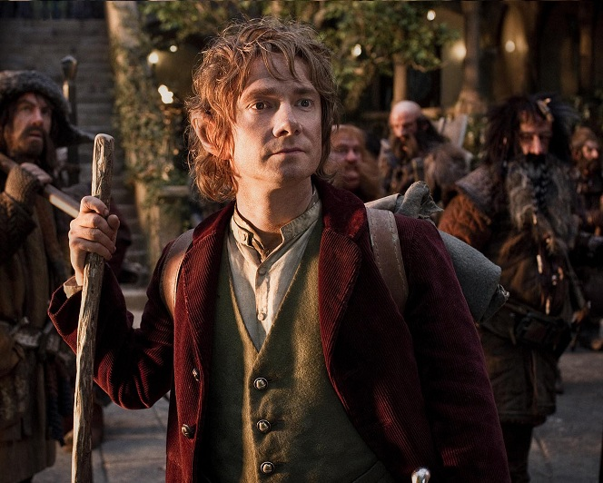 Photos officielles Le Hobbit : un voyage inattendu