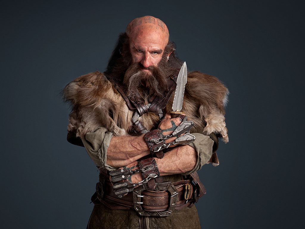 The Hobbit : Photoshoot des personnages
