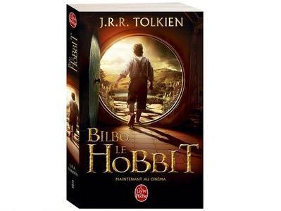 Hobbit Livre de poche miniature
