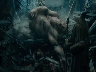 Captures d'écrans du deuxième trailer d'Un voyage inattendu