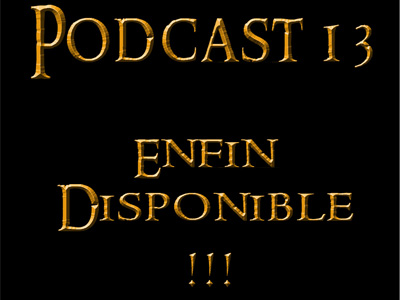 Podcast « Le Hobbit » N°13 partie n°1