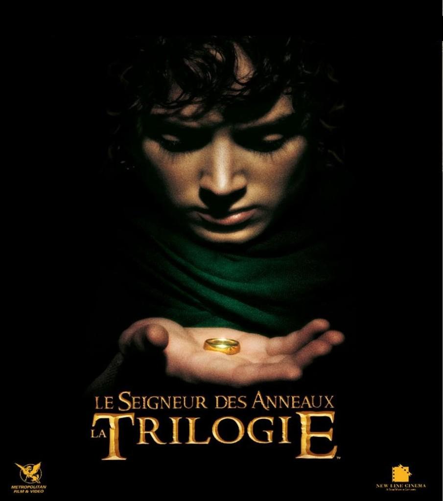 La Trilogie du Seigneur des Anneaux au « Grand Rex » le 08/12/12