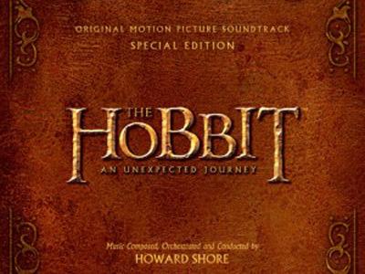 """BO du """"Hobbit : un voyage inattendu"""" de nouveau disponible à l'écoute"""