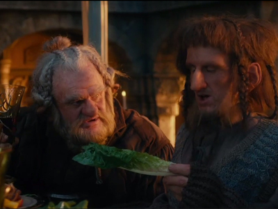 Mise  jour : Et de sept ! Nouveau spot TV pour &quot;Le Hobbit&quot; (VOSTFR disponible)