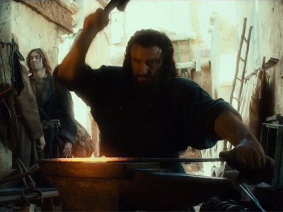 """Return to Middle-Earth"" : Treize minutes d'extase dans les coulisses du ""Hobbit"""