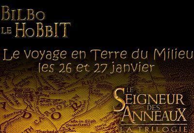 """Marathon """"Le Hobbit"""" - """"Le Seigneur des Anneaux"""" à Courbevoie"""