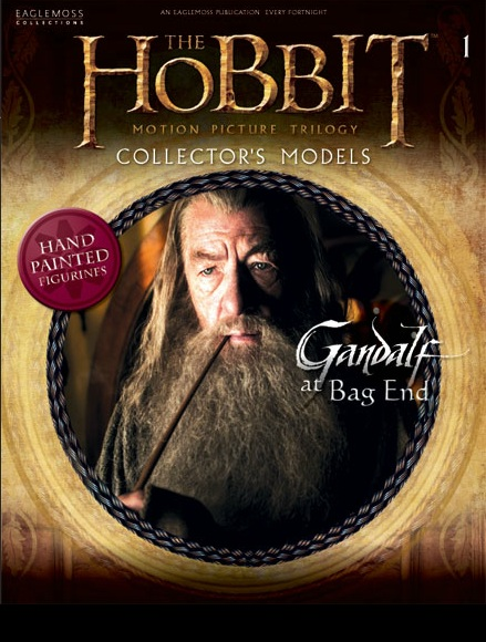 The Hobbit Eaglemoss