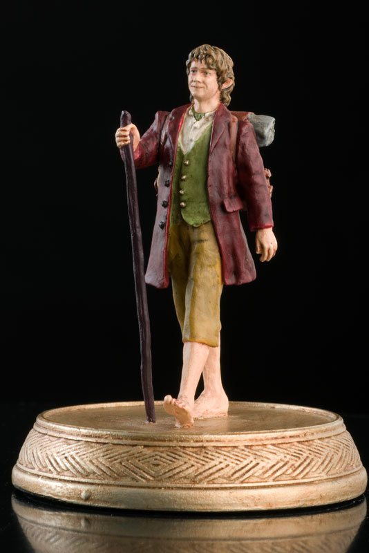 The Hobbit Eaglemoss Bilbo