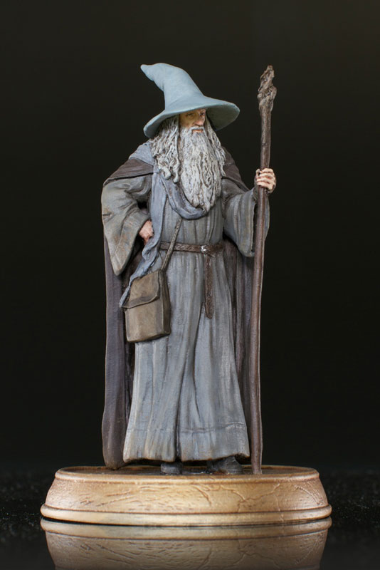 The Hobbit Eaglemoss Gandalf