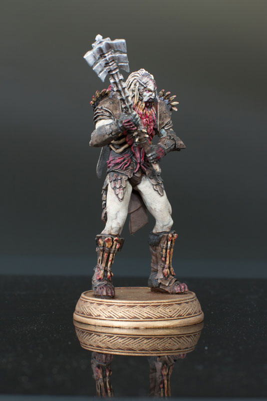 The Hobbit Eaglemoss Bolg