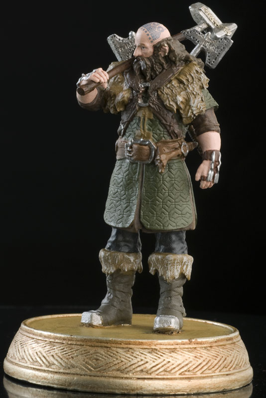 The Hobbit Eaglemoss Dwalin