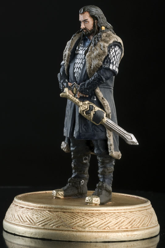 The Hobbit Eaglemoss Thorin
