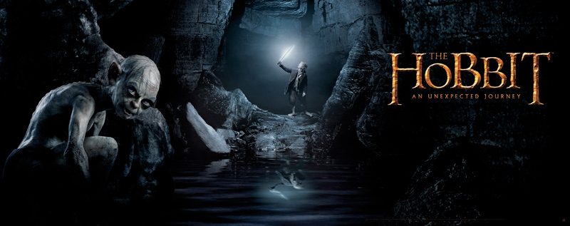 HOBB_POD047_Gollum_Bilbo_95x240cm_LOWRES