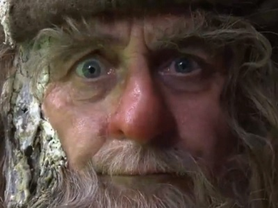 Making of  Le Hobbit  : Radagast