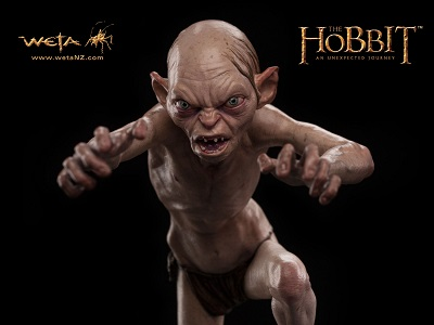 Gollum Sideshow 