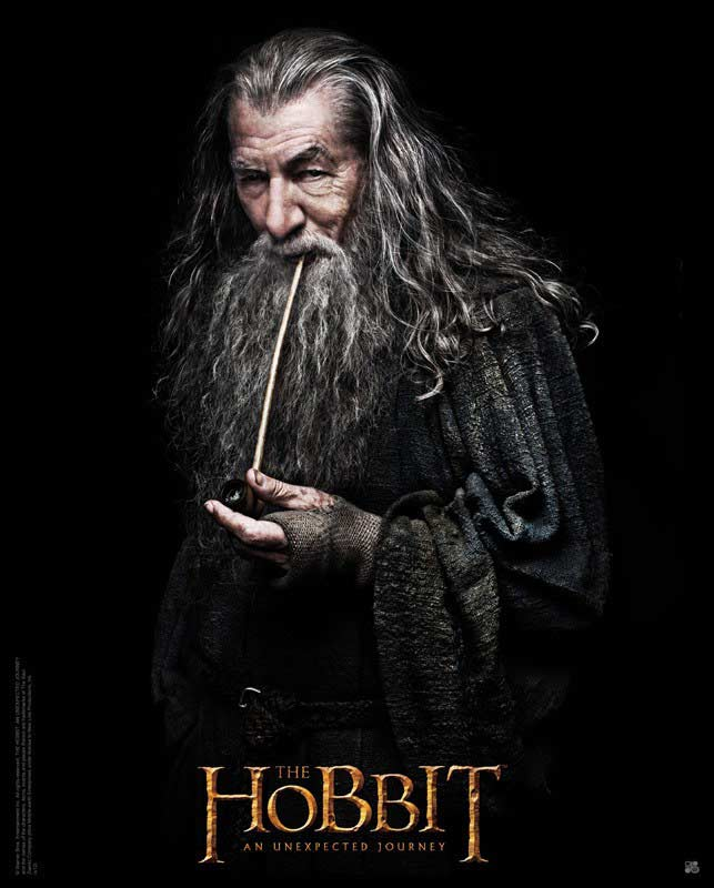 poster-affiche-the-hobbit-gandalf