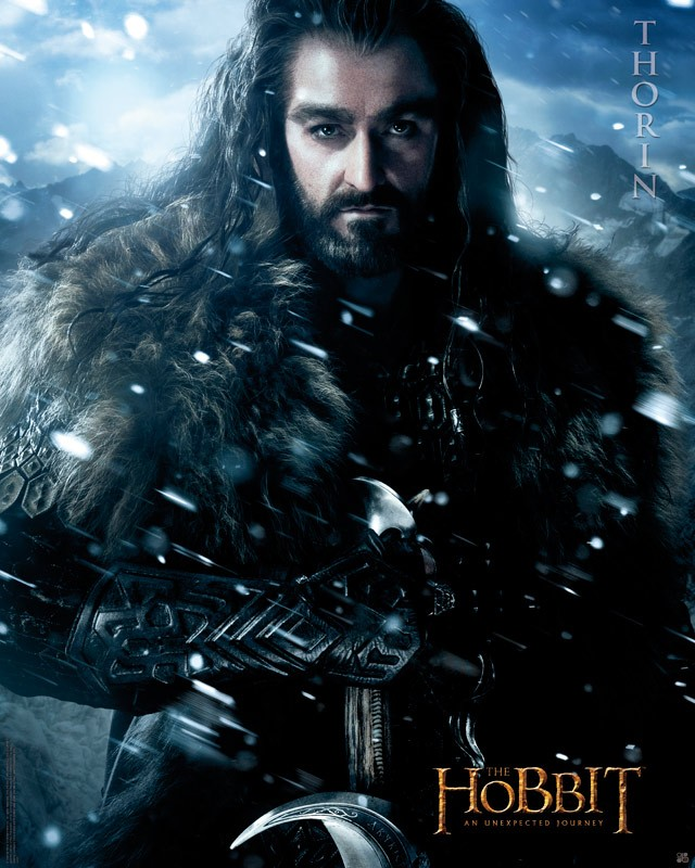 poster-affiche-the-hobbit-thorin-oakenshield