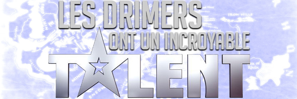 Grand concours : Les Drimers ont un incroyable talent