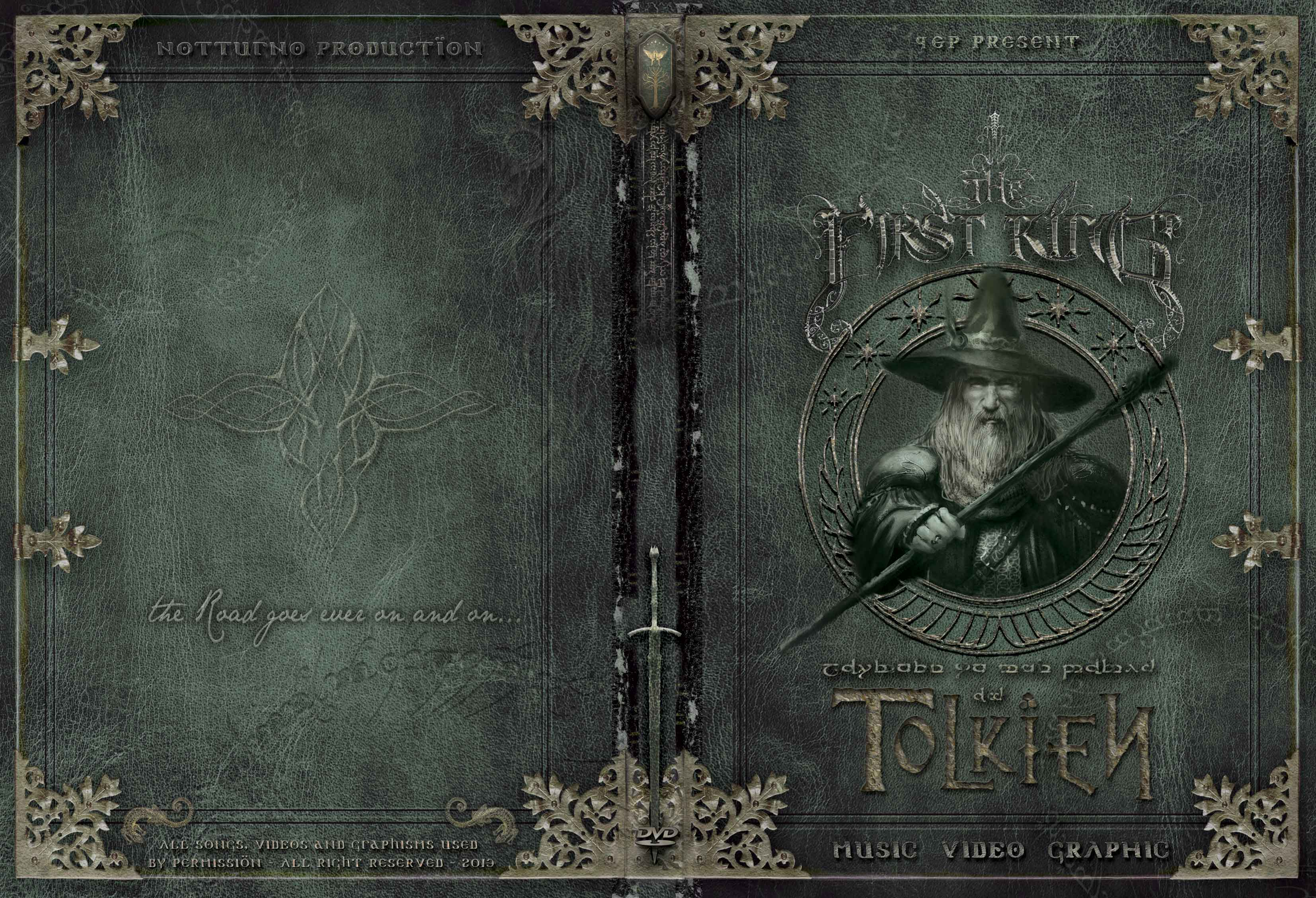 First Ring DVD Cover