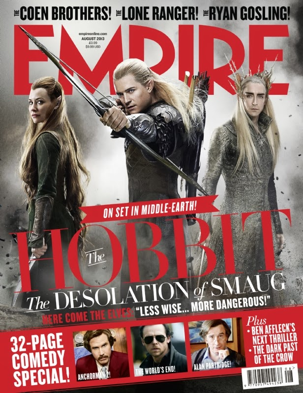 Empire Deolsation of Smaug cover - 2