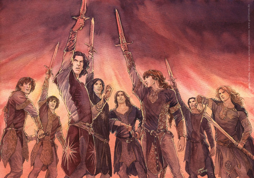 The Oath of Fëanor