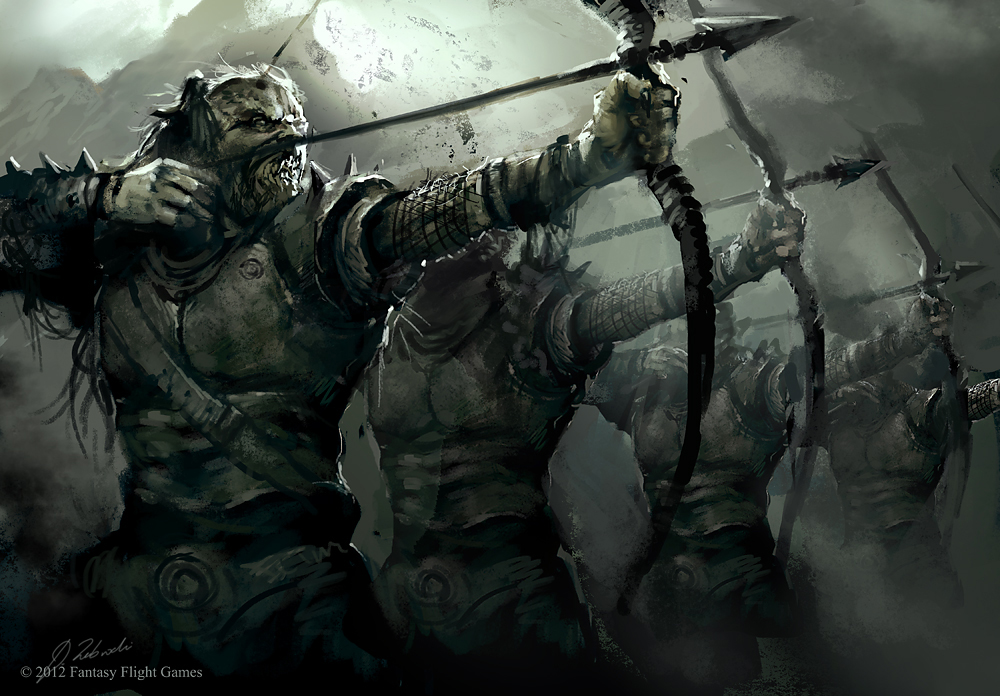 orc_archers_squad_by_daroz-d5oi7u9