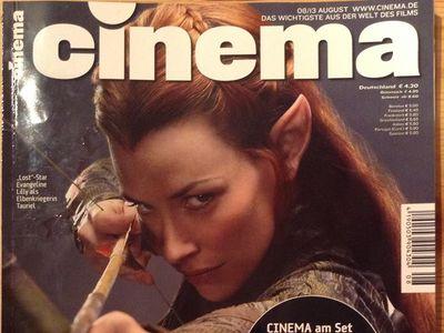 Evangeline Cinema 400x300