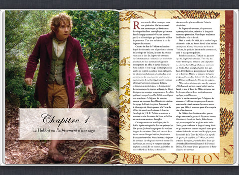 Le guide du monde de Bilbo