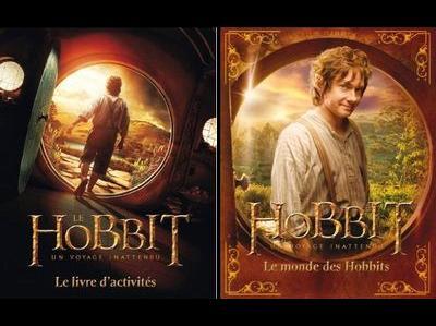 Livres Hobbit enfants 400x300 b