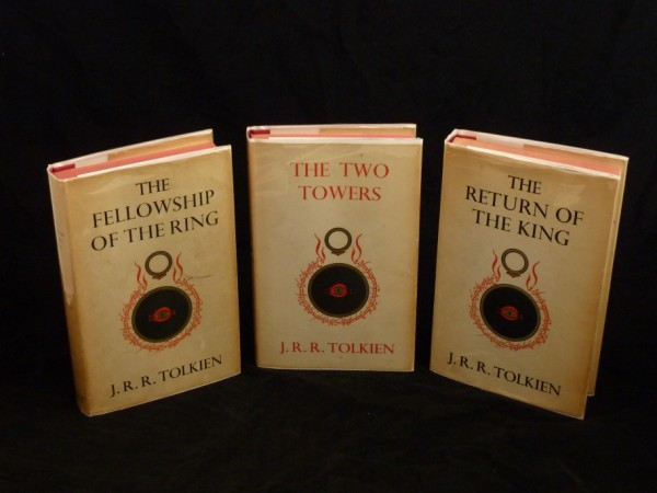 Lord of the ring 1 edition