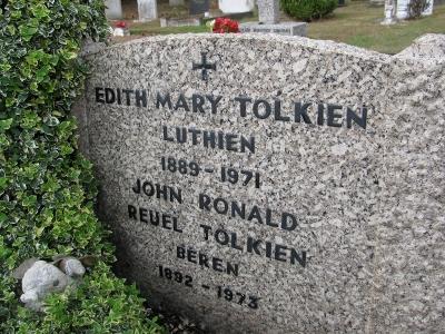 TolkienHeadstone