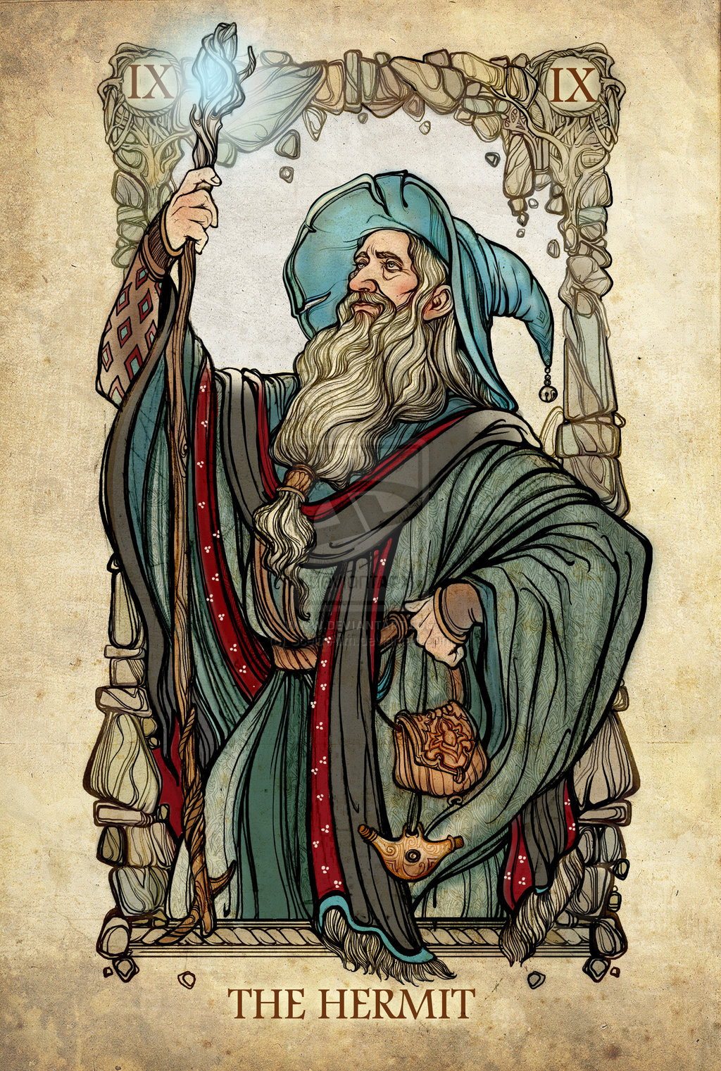 tarot__the_hermit_by_sceithailm-d68rvcm