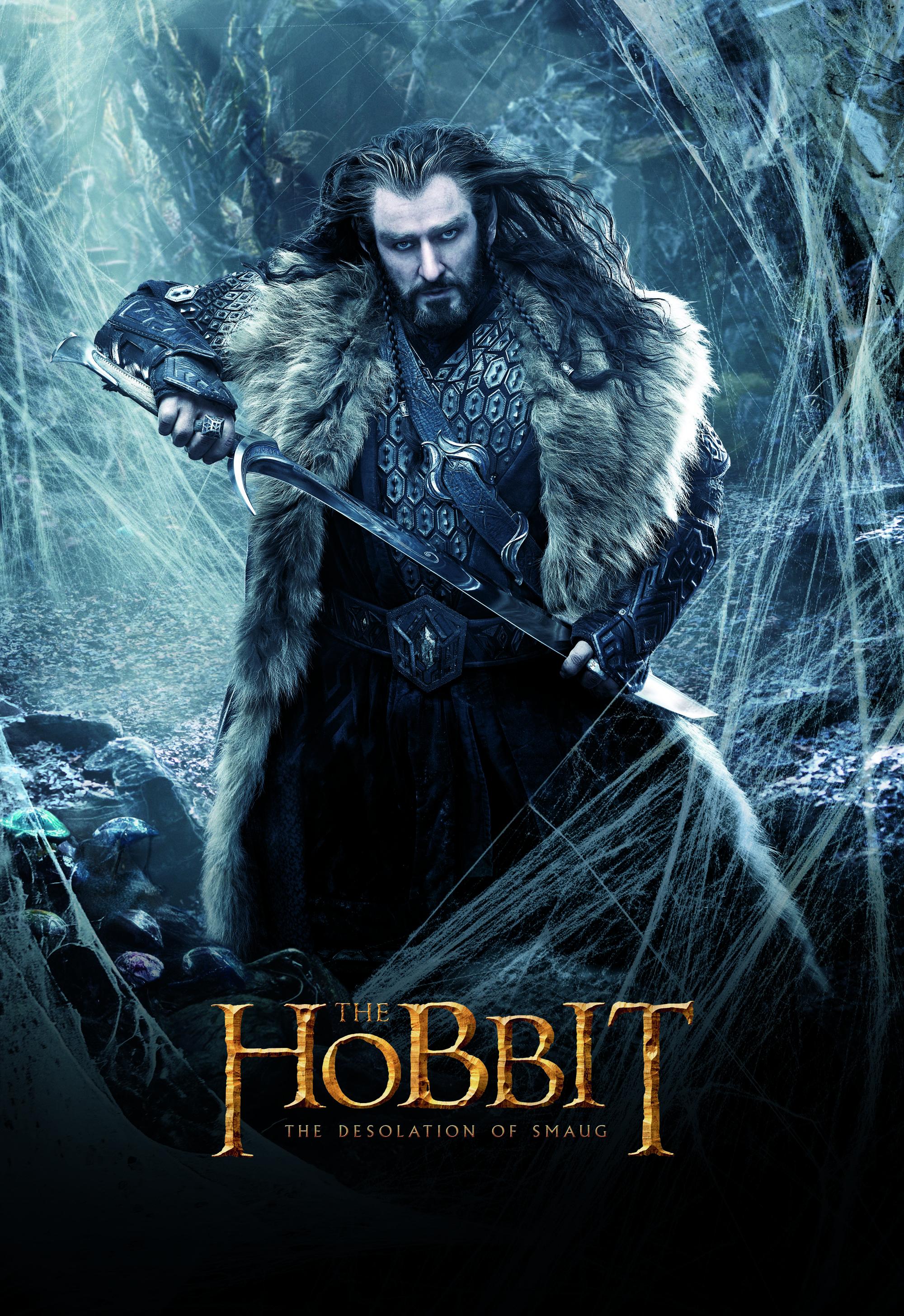 Thorin nouveau poster