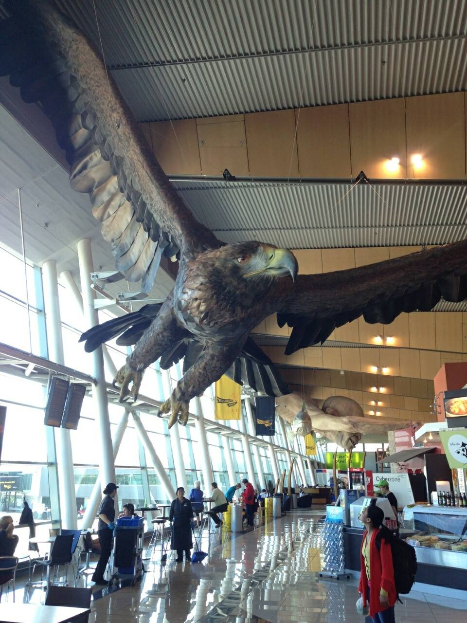 Escultura-Aguila