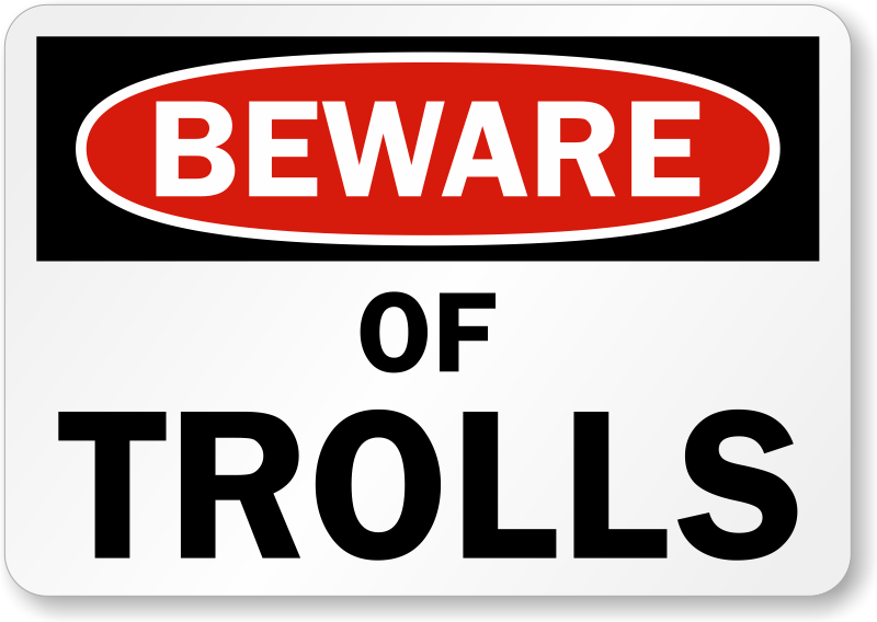 humorous-beware-of-trolls-sign-k-0401