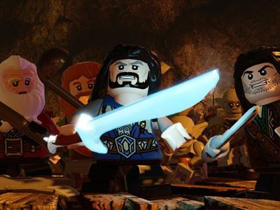 Lego The Hobbit - Le jeu enfin disponible !