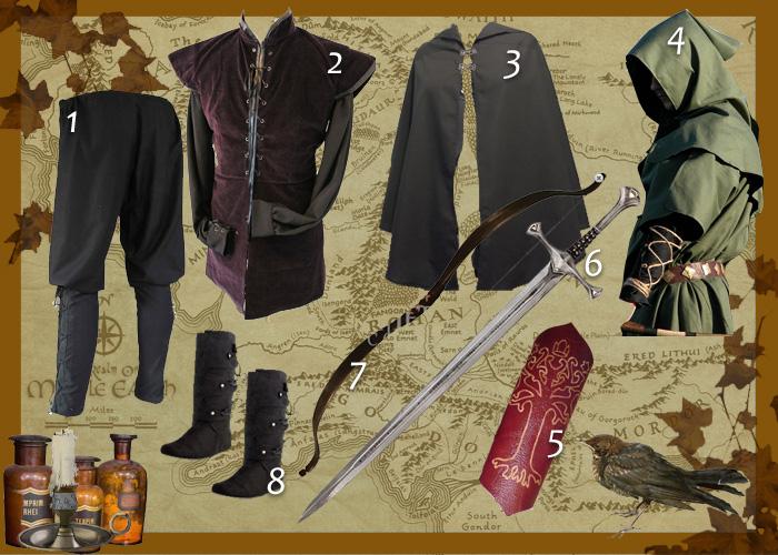 costume Gondor Homme