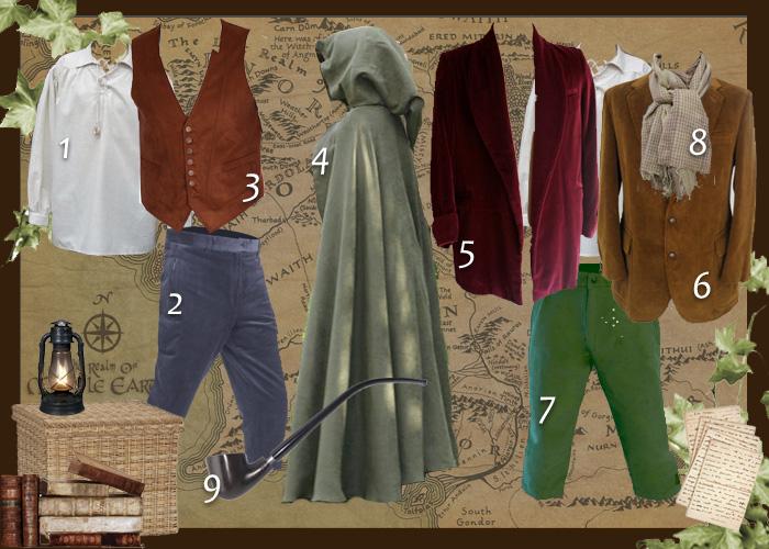 Costume Hobbit Homme