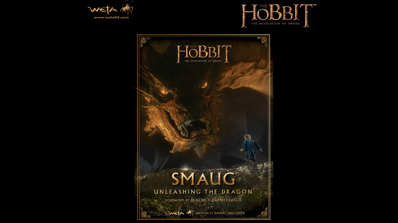 Un livre exclusif sur le making-of de Smaug