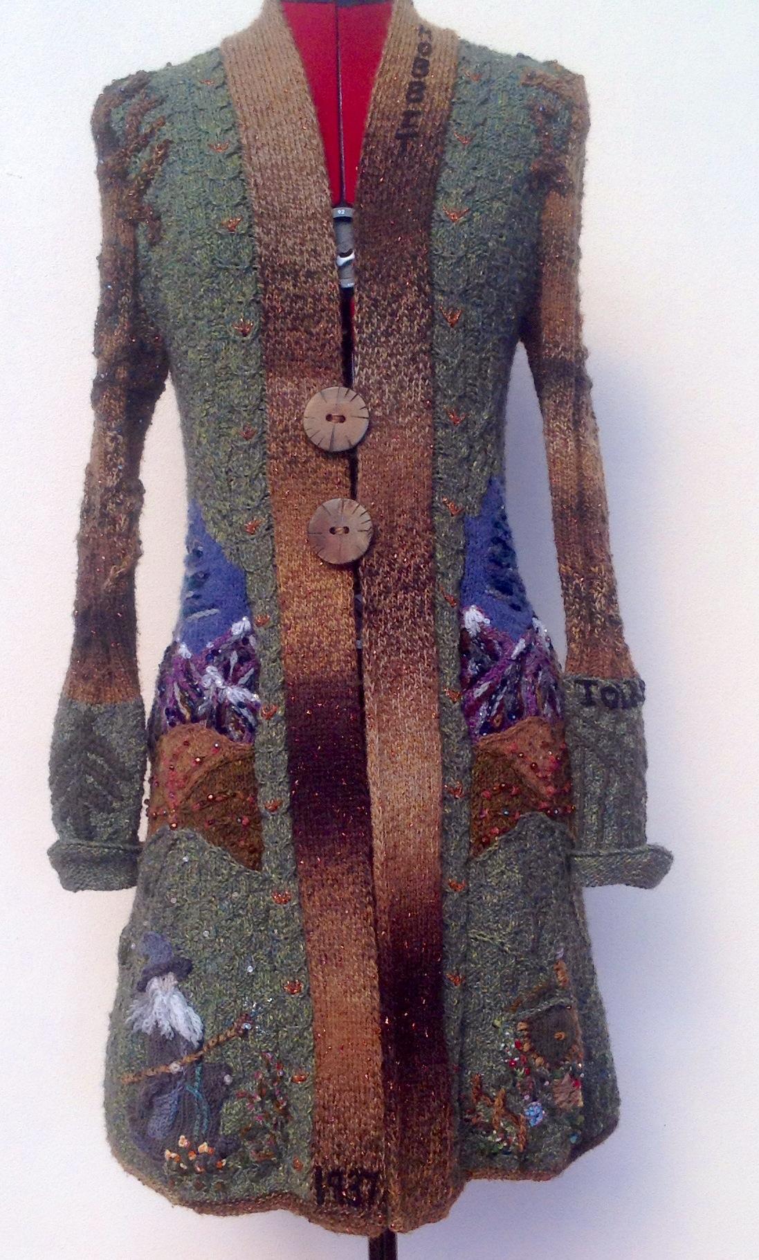 Hobbit tricot veste 1