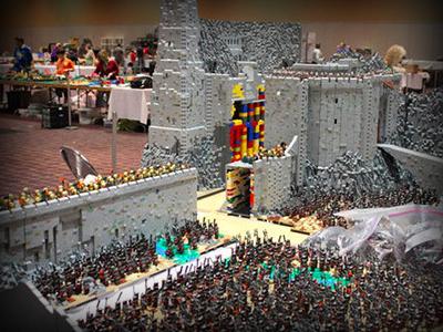 Le gouffre de Lego !