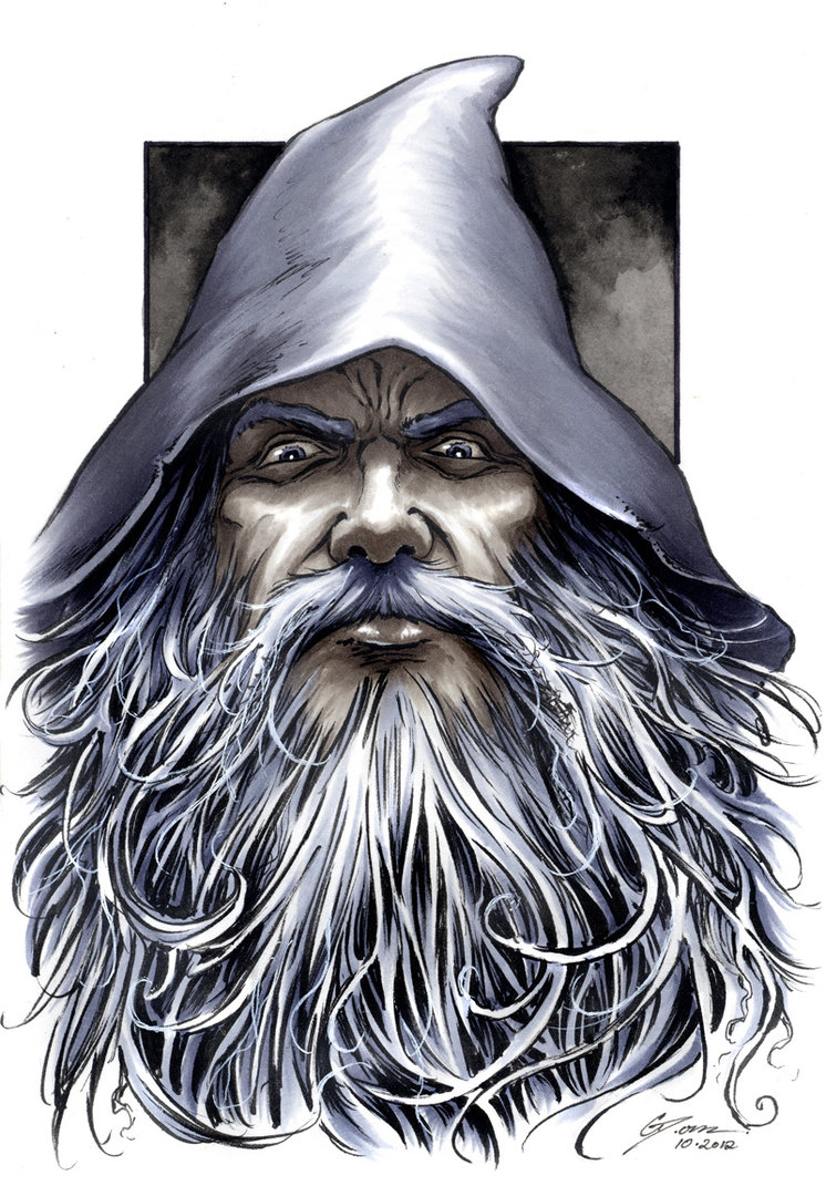the_hobbt___gandalf_by_danielgovar-d5i9mse