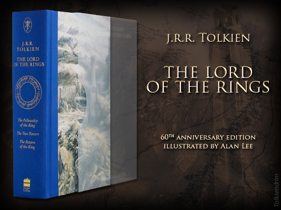The Lord of the Rings 60th anniversary edition