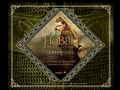 "Nouvel ouvrage ""The Hobbit : the Desolation of Smaug Chronicles"" disponible"