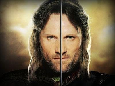 Viggo Mortensen, Aragorn dans le Seigneur des Anneaux
