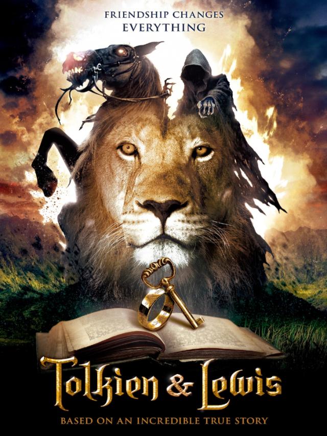 Tolkien Lewis biopic