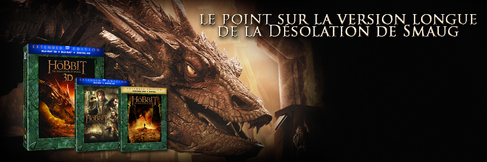 Le point sur la Version Longue de la Désolation de Smaug [MAJ du 25/10/14]