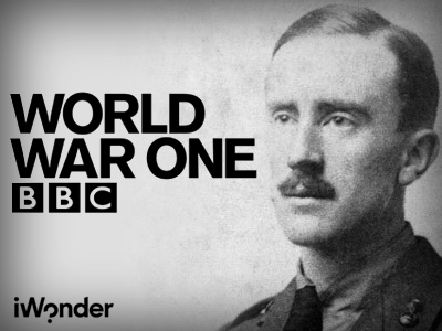 Tolkien et la Grande Guerre BBC