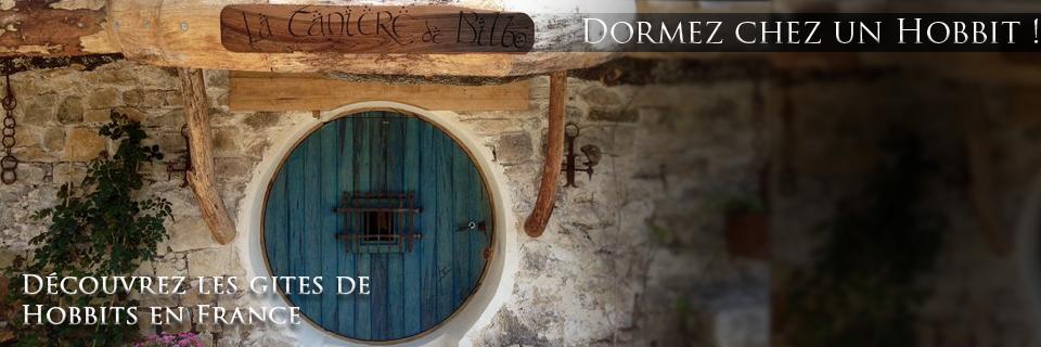 Passez un séjour dans une maison de Hobbit