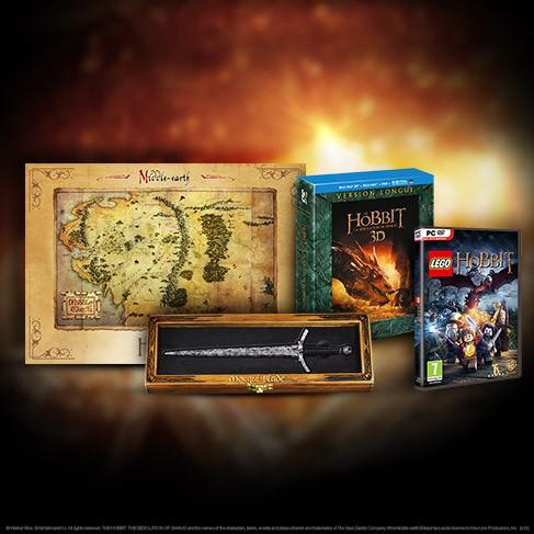 La Hobbit Box de La Désolation de Smaug est arrivée [MAJ du 16/09/2014]